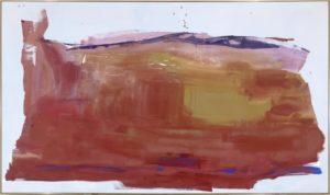 Helen Frankenthaler - Giant Step