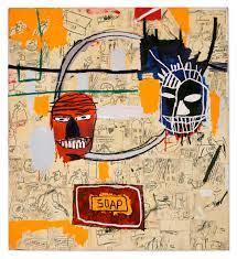 Basquiat - Untitled (Soap)