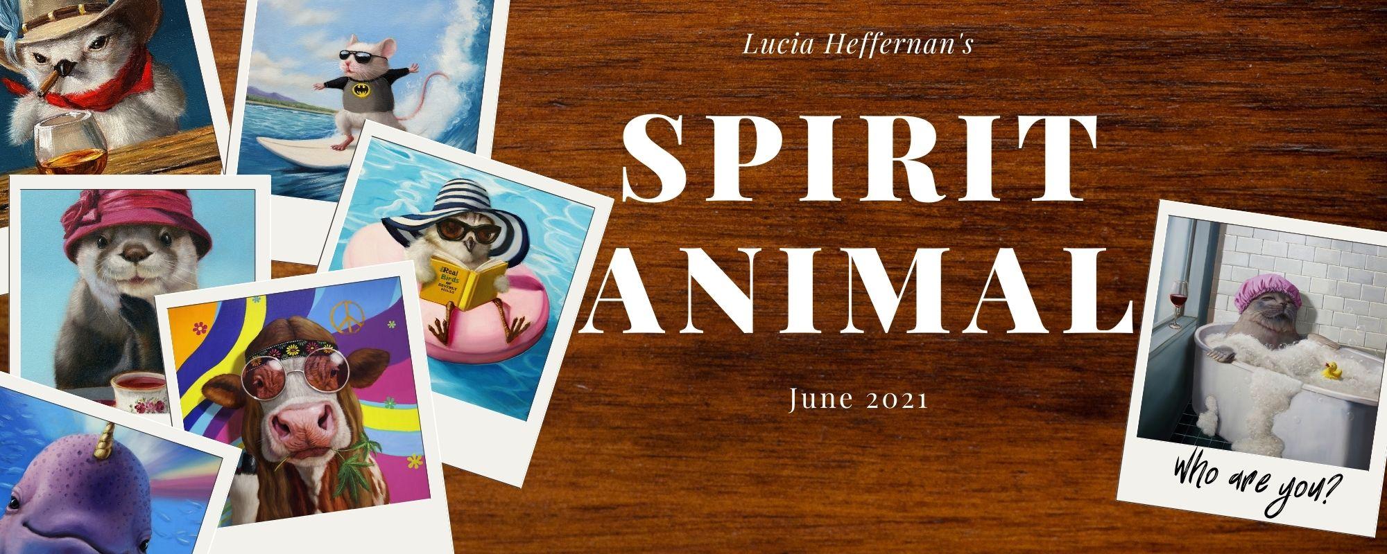spirit animal banner