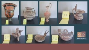 looted artifacts