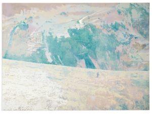 Peter Doig - Blue Mountain