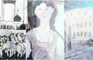 images of stolen artwork