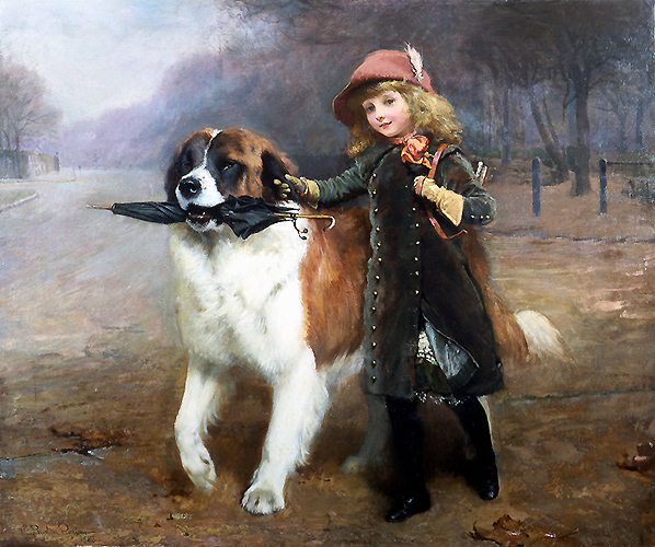 живопись викторианской эпохи...