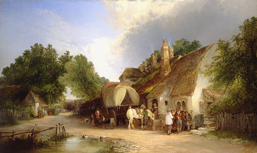 Edward Charles Williams 1807 1881