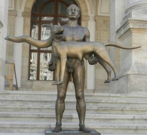 A picture containing building, outdoor, sculpture, statueDescription automatically generated